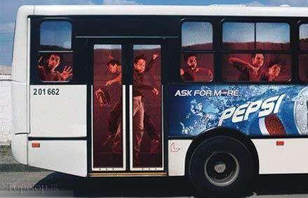 تعرفه تبلیغات اتوبوس و مترو